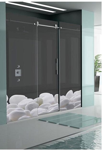 mamparas de ducha y baÑo con puertas correderas | yago cristalería - Bano Minusvalidos Puerta Corredera